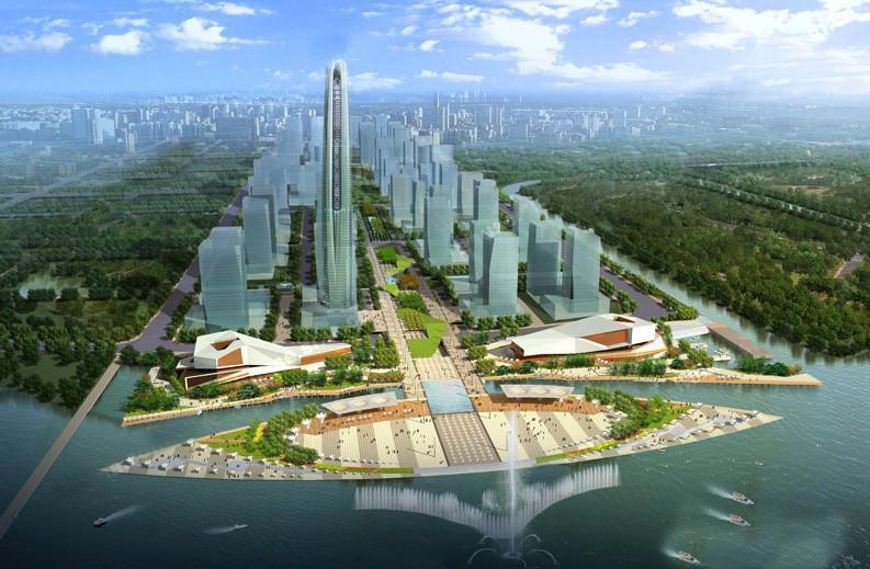 吴江房产网-绿地太湖城