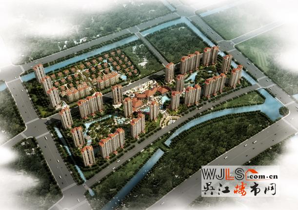 吴江房产网-吴江中南世纪城