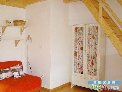 40平方米小户型装修设计图 小空间多用途