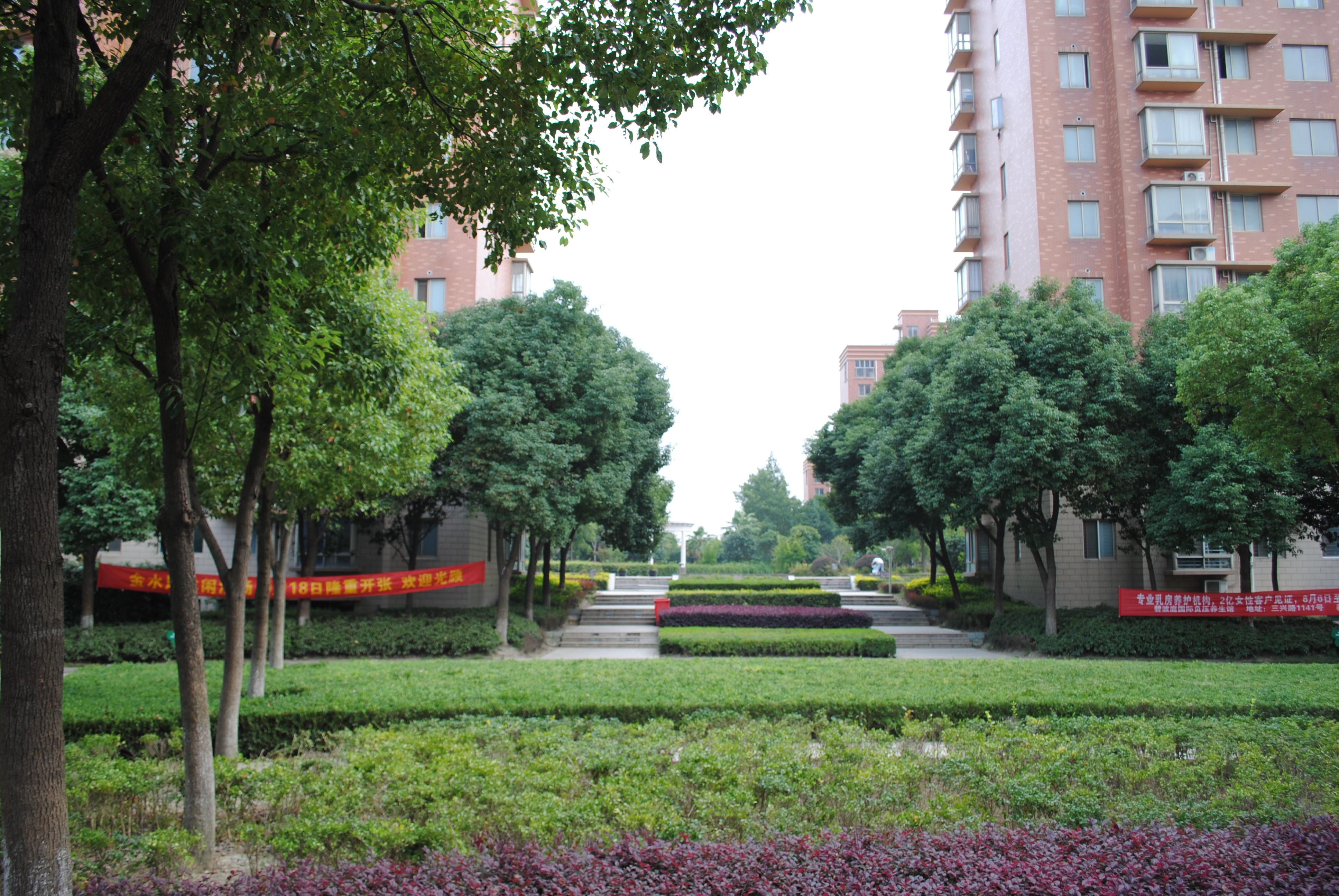 LU海悦花园精装两房93平米
