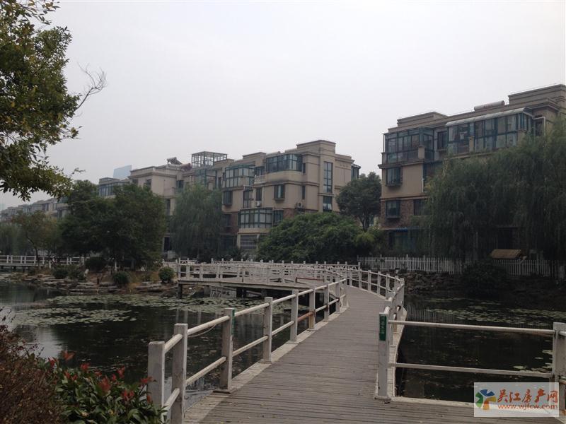 奥林清华东区的大平层空中别墅