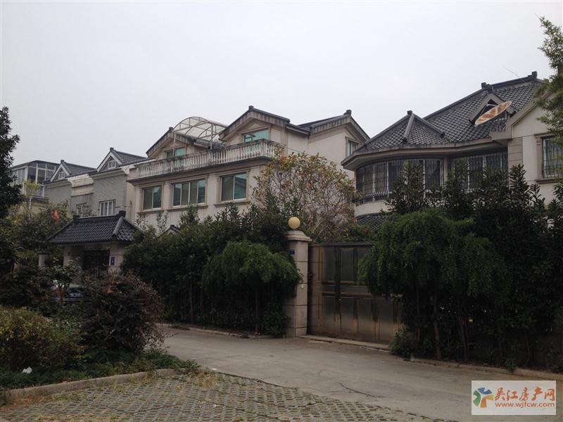 wa桃李园独栋别墅院子60平方送汽车30平方