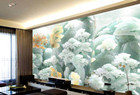 吴江房产-土豪家9000万打造的翡翠电视墙!这才是真正的土豪啊,看完惊