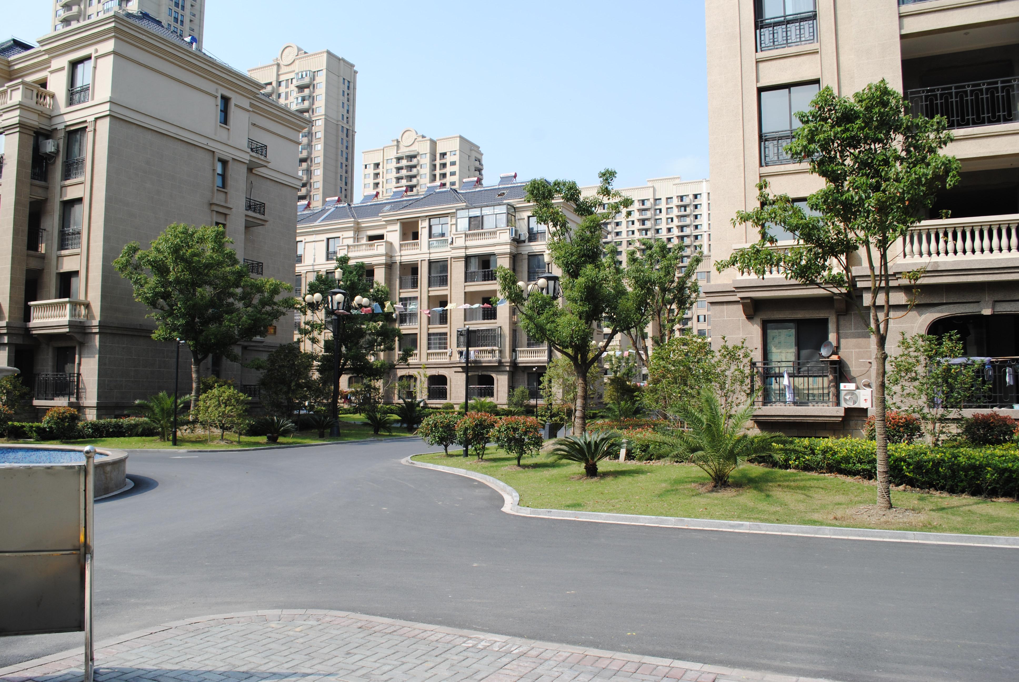 h阳光悦湖公馆 大平层 171平米 毛坯 户型正