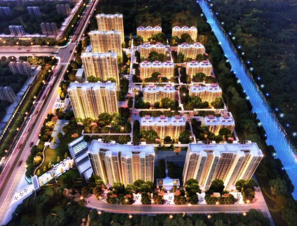 吴江房产-绿地中心湖景公寓火热预约中