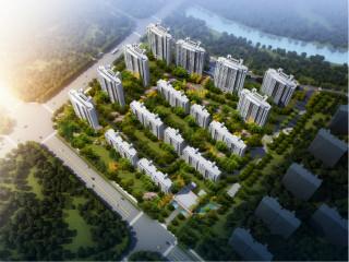 吴江房产-吴江太湖新城54号地块规划出炉  将建8幢高层、8幢小高层