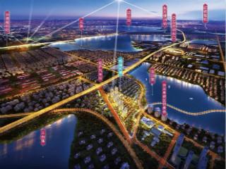 吴江房产-碧桂园汾湖项目公布案名——观澜天境