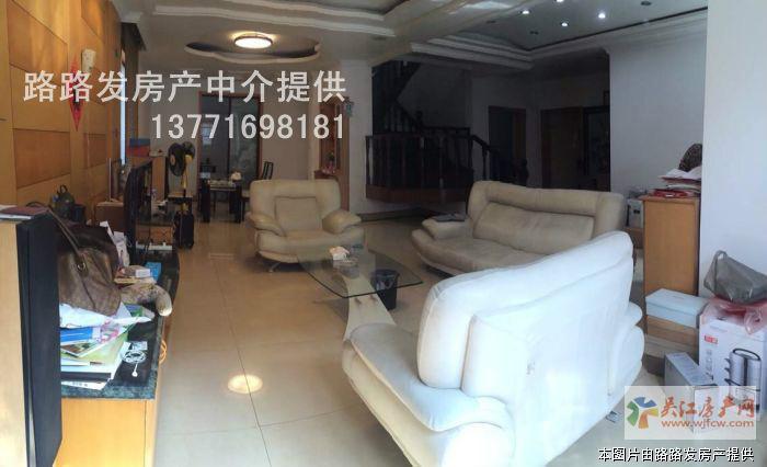 ★江兴村独栋别墅280平简装(垂虹小区东)