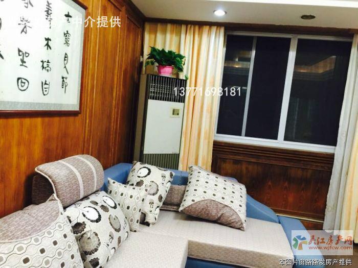 ★迎松小区3楼3室1卫精装2000元/月(油车小区边)