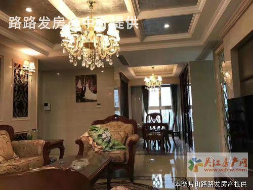 ★新湖明珠城多层3楼132㎡婚装(上海城,丽湾国际边)