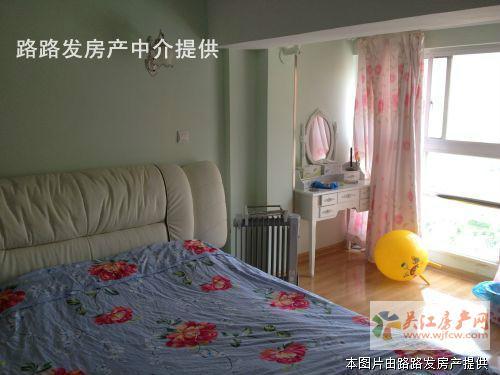 ★奥林清华shoho精装一室一卫(金鹰公寓房)边
