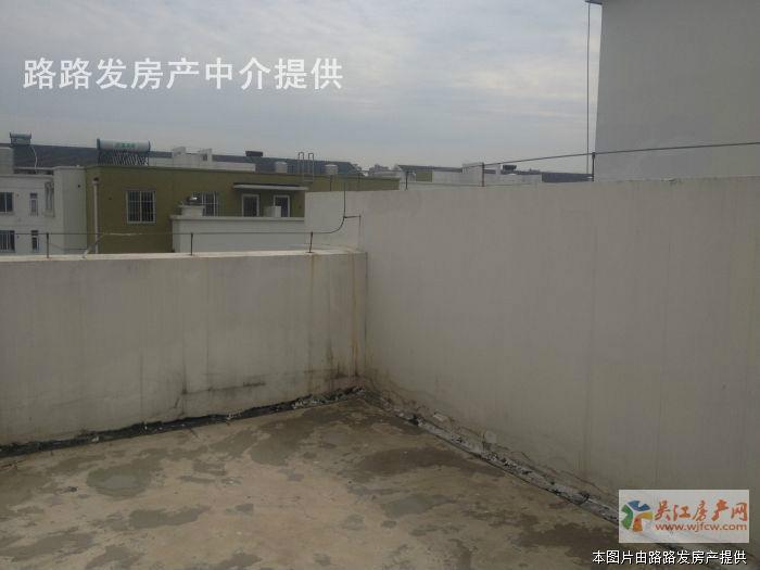 ★梅景苑复式220㎡毛坯露台30㎡(梅石小学,梅里公寓边)