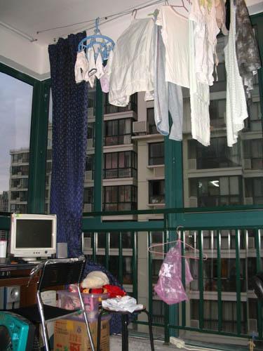 阳台隔成房间效果图