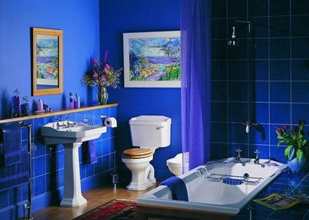 22张绝美浴室实景图